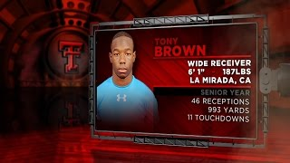 National Signing Day: Tony Brown