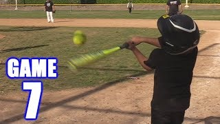 LUMPY BAT FLIP! | On-Season Softball Series | Game 7