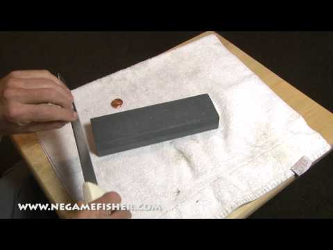 How To Surgically Sharpen A Fillet Knife The Right Easy Way