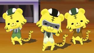 【MMD】ミニ虎のこと好きってゆって?(着せ替え有)【TIGER&BUNNY】 thumbnail