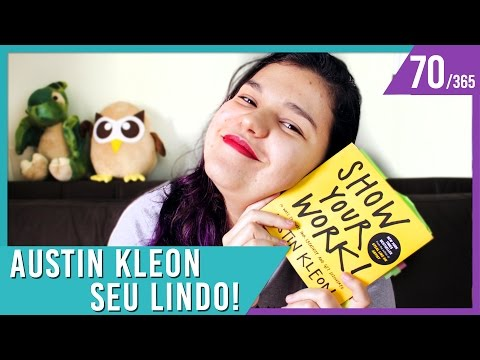 O QUE APRENDI LENDO SHOW YOUR WORK | Bruna Miranda #070