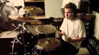 Lob city-Tyga(L.A Clipper Remix) Drum cover