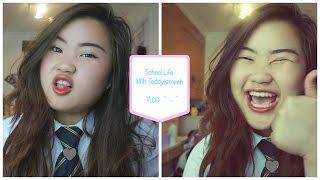 School Life With Teddyismeeh | VLOG ♡
