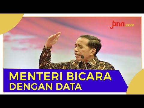 Jokowi Minta Yasonna Laoly Hati-Hati
