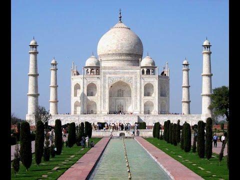 World Top Taj Mahal Pictures Inside, Night & Panoramic