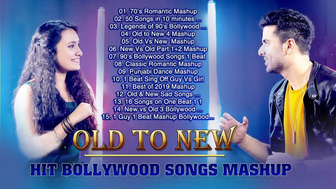 NEW HINDI MASHUP SONGS 2020 // Old Vs New Bollywood Mashup Songs 2020