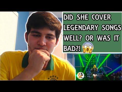 Pabllo Vittar - Toxic & Halo (Covers)   Reaction