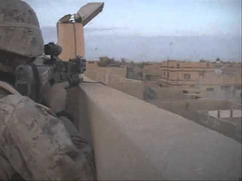 Battle For Fallujah Raw Footage pt2