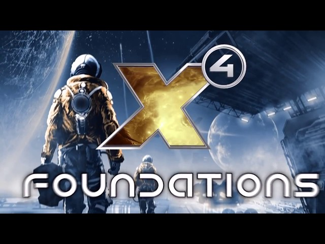 X4 Foundations Honest Review - The PC Man Reviews
