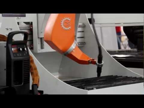 видео: Установка 3D плазменной резки