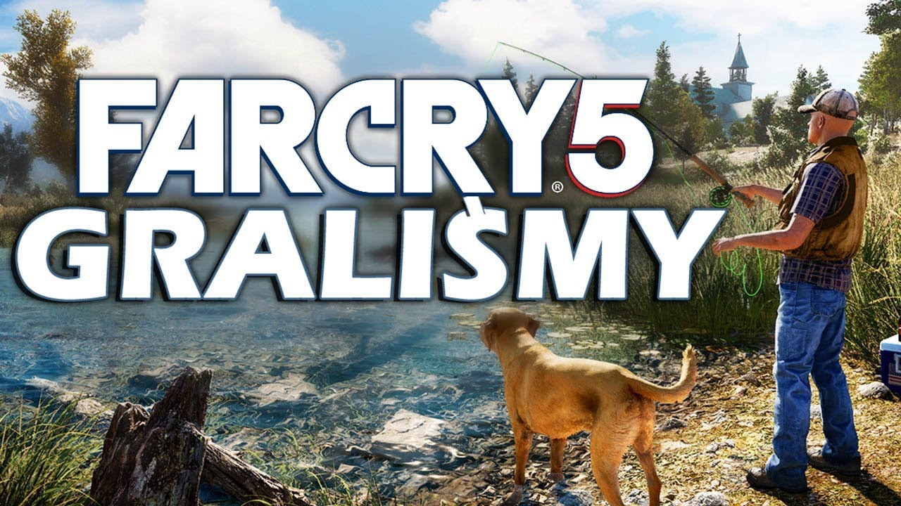 Otwarty świat w Far Cry 5 – nowy gameplay z Montany!