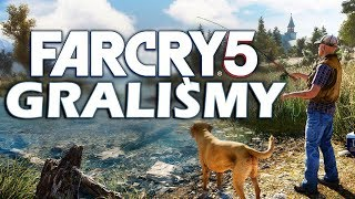 Otwarty świat w Far Cry 5 - nowy gameplay z Montany!