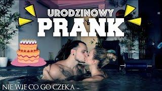 URODZINOWY NIESPODZIANKA #PRANK ! | Fit Lovers