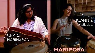 Joannie Labelle & Charu Hariharan - Mariposa
