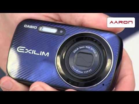 Fotoaparát Casio Exilim EX-N50 - video představení