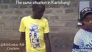 Funny kenyan video