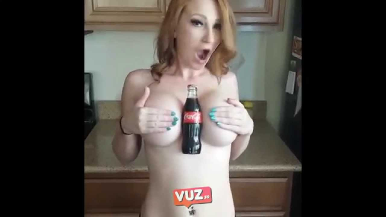 HoldACokeWithYourBoobsChallenge - Hold a Coke with your ...