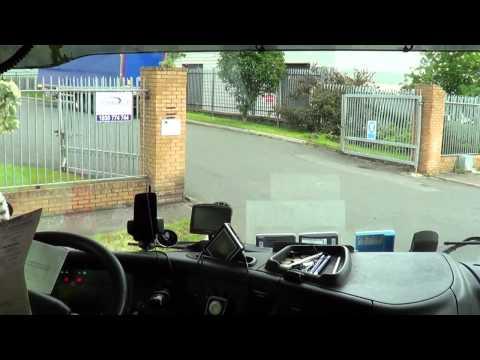Truck'n'movies - Dublin #9 (Trasa 1)