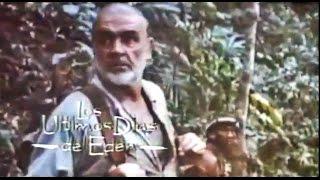 """1992 Anuncio película """"Los últimos días del Edén"""" - Sean Connery - Publicidad España Comercial"""