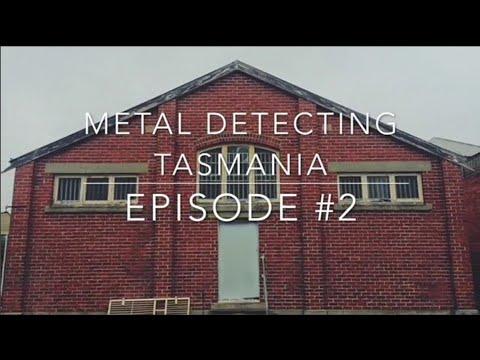 Metal Detecting Tasmania #2 - Old Girl Guides Hall