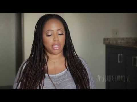 Lalah Hathaway Live Experience - Being in Studio or Performing Live