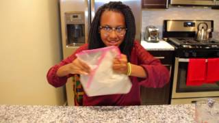 How to make Oreo ice cream in a bag with They_Love_Tiana