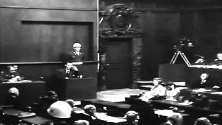 Munich No. 272: War Crimes Trials, Nuremberg, Germany, 07/01/1946 - 07/29/1946 (full)
