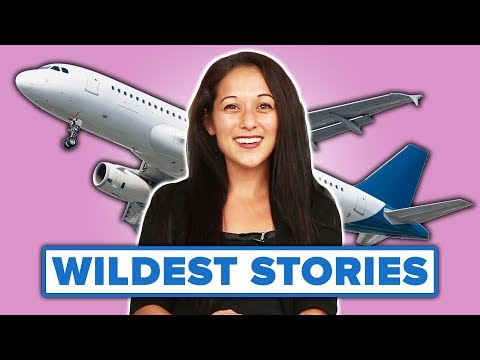 Flight Attendants Share Their Horror Stories