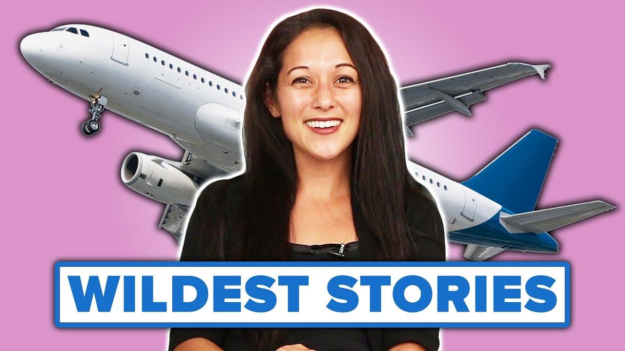 Стјуардеси ги споделуваат нивните најлуди приказни