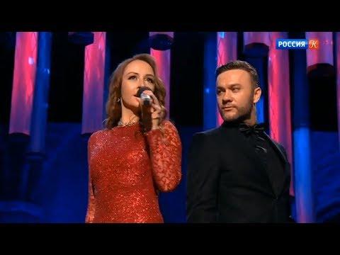 Дмитрий Ермак и Тамара Котова исполнили самую страстную арию из мюзикла «Призрак Оперы»