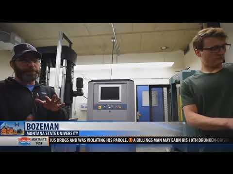 MSU researchers develop extra-strength concrete