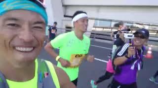 eo光TV 大阪マラソンへの道2016。石田靖さんをリーダーとする吉本新喜劇...