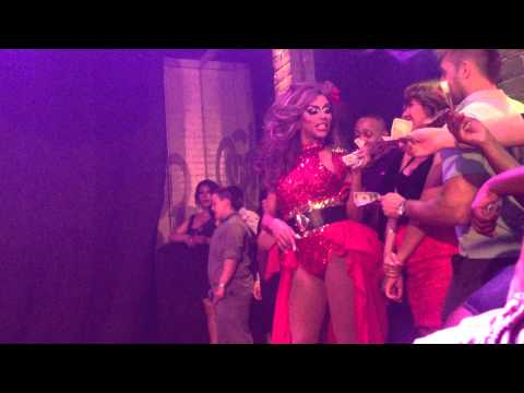 "Shangela does Beyonce ""Standing in the Sun/Grown Woman"" at Austin OCH"