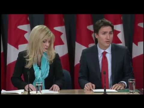 Conservative MP Eve Adams Defects to Liberals - Full News Conference