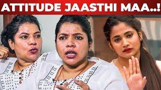 """Losliya-க்கு திமிரு ஏறிடுச்சு!"" - Actress Kajal on Bigg Boss 3 Tamil | Sandy | Kavin"