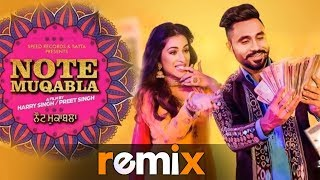Note Muqabla (Audio Remix) | Goldy Desi Crew ft Gurlej Akhtar | Sara Gurpal | New Songs 2019