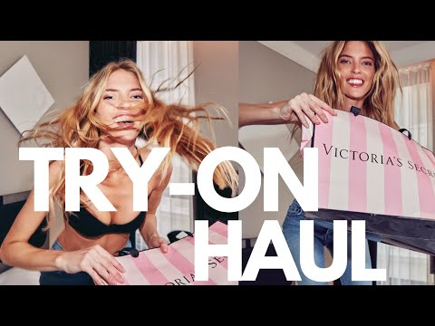 Lingerie Haul With Victoria's Secret | NSFW | Martha Hunt