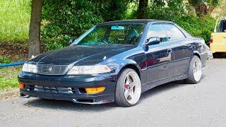 1996 Toyota Chaser JZX100 Turbo (New Zealand Import) Japan Auction Purchase Review