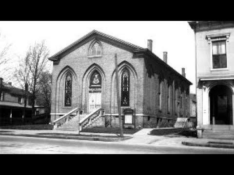 First  Christian  Church,  Madison,  Indiana