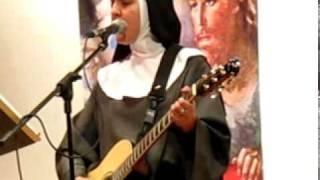 Concierto Hermana Ines de Jesus - 14 - Salmo 33 (tema del nuevo disco).mpg