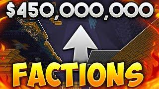 دمج مع F-TOP #1 لخلق جديد 450 مليون دولار القاعدة!! | SaicoPvp الفصائل #3!