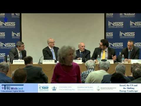 Panel Discussion - Israeli Energy Exports: Reaching the Global Market