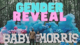 GENDER REVEAL for Dana Chanel & Prince Donnell!