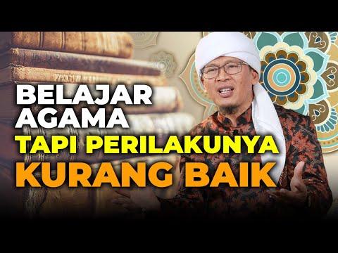 Naik Haji bareng AA Gym.