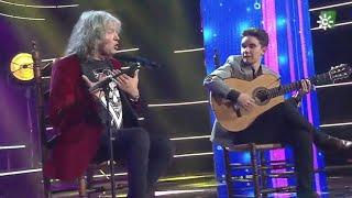 Alegrías. José Mercé y Manuel Cerpa. Tierra de talento. 2020