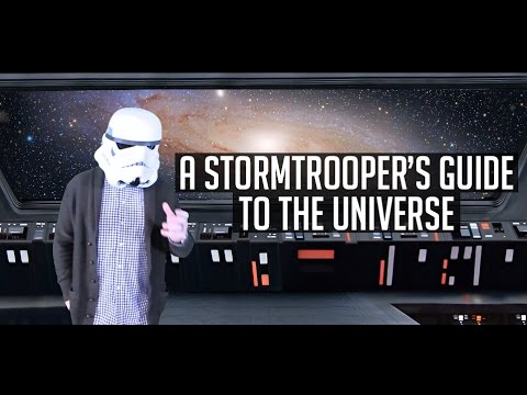 Star Wars SCIENCE - A Stormtrooper's Guide to the Universe