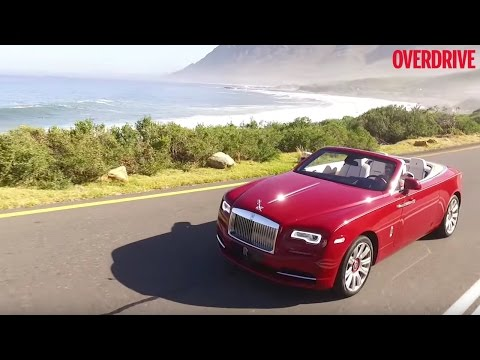Rolls-Royce Dawn - First Drive Review (India Exclusive)