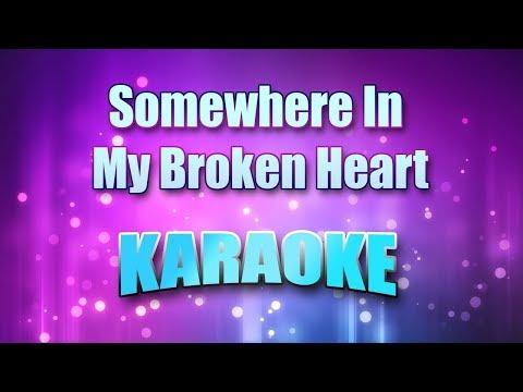 Dean, Billy - Somewhere In My Broken Heart (Karaoke & Lyrics)