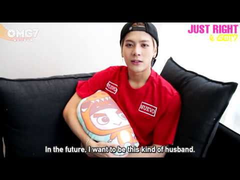 [ENG SUB] 150807 Naver Starcast What If GOT7 Will Be A Husband