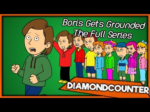 Boris Gets Grounded: The Full Series